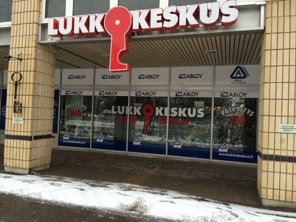 Lukkoliike Helsingin Lukkokeskus Oy