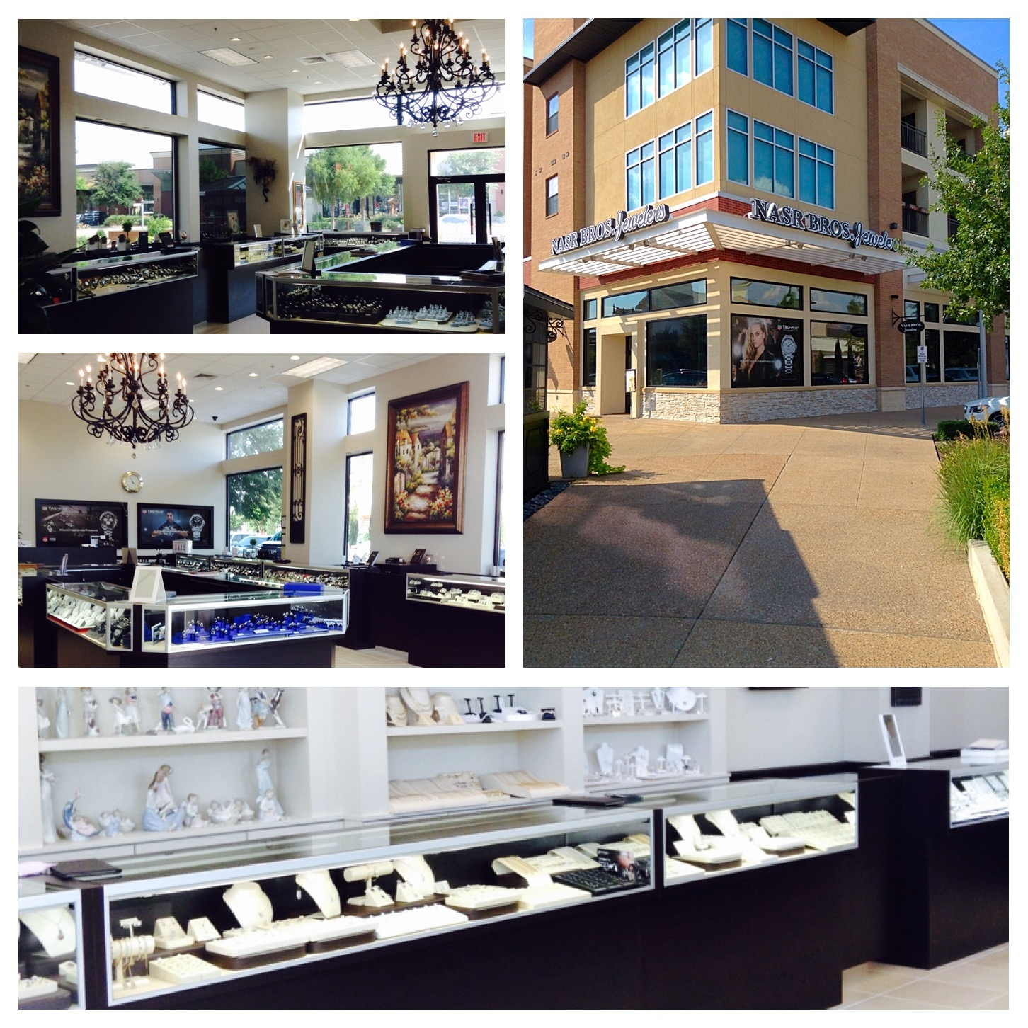 Nasr bros jewelers in fairview tx 75069 for Jewelry stores in texas