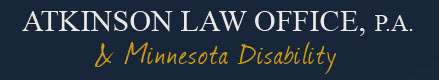 Atkinson Law Office, P.a. & Minnesota Disability