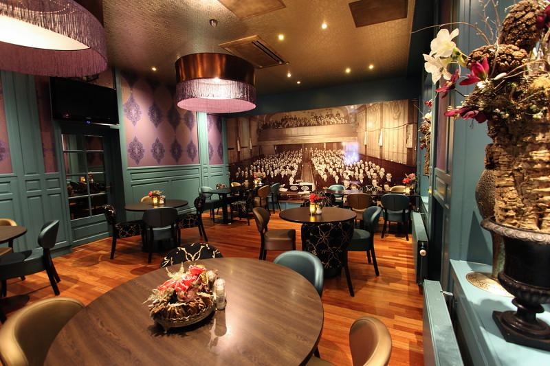 Restaurant Het Gulden Vlies