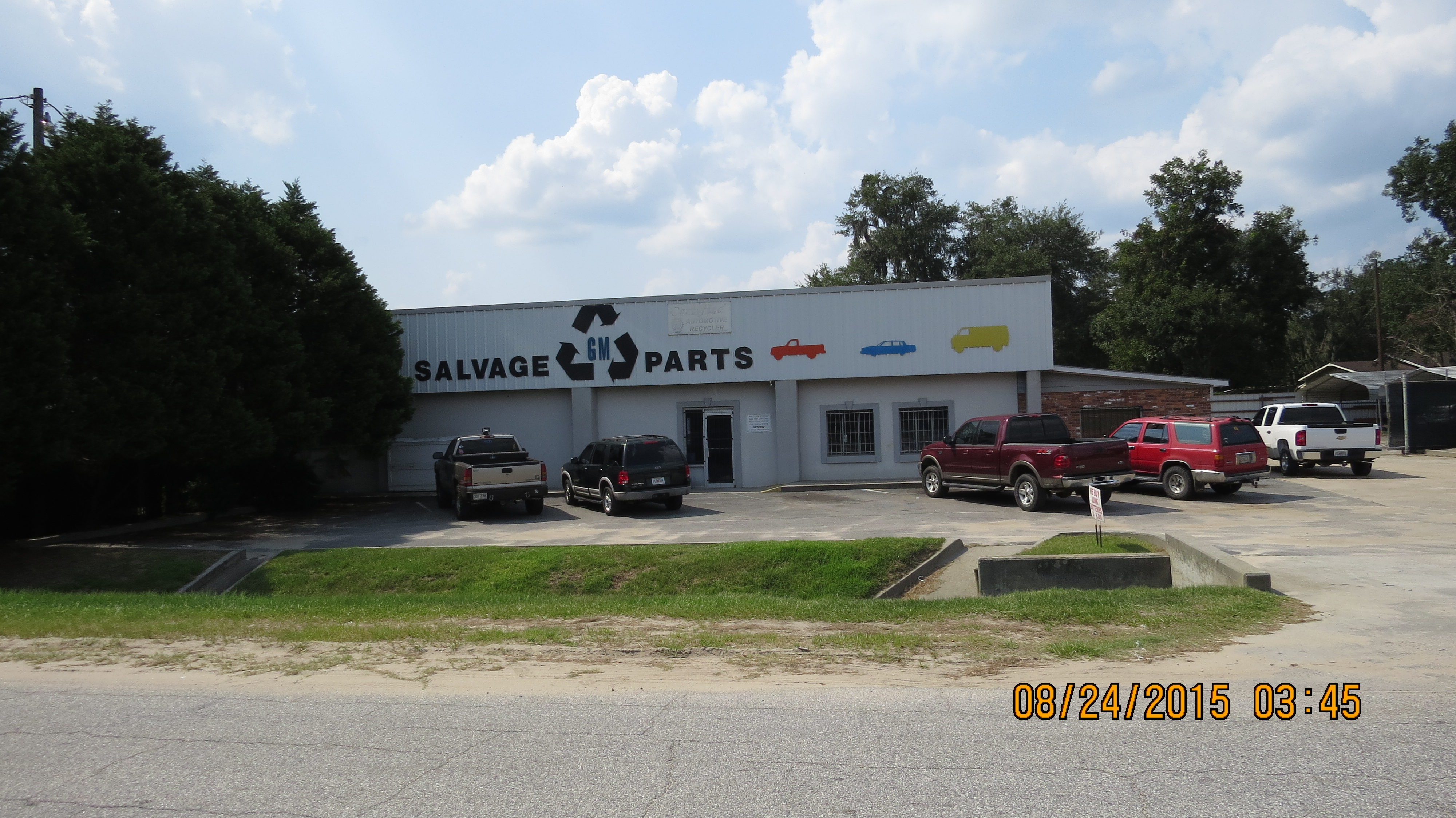 Used Car Parts Commerce Ga
