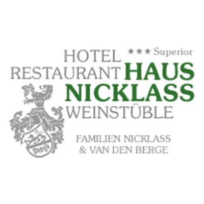 Bild zu Hotel-Restaurant Haus Nicklass GmbH in Ingelfingen