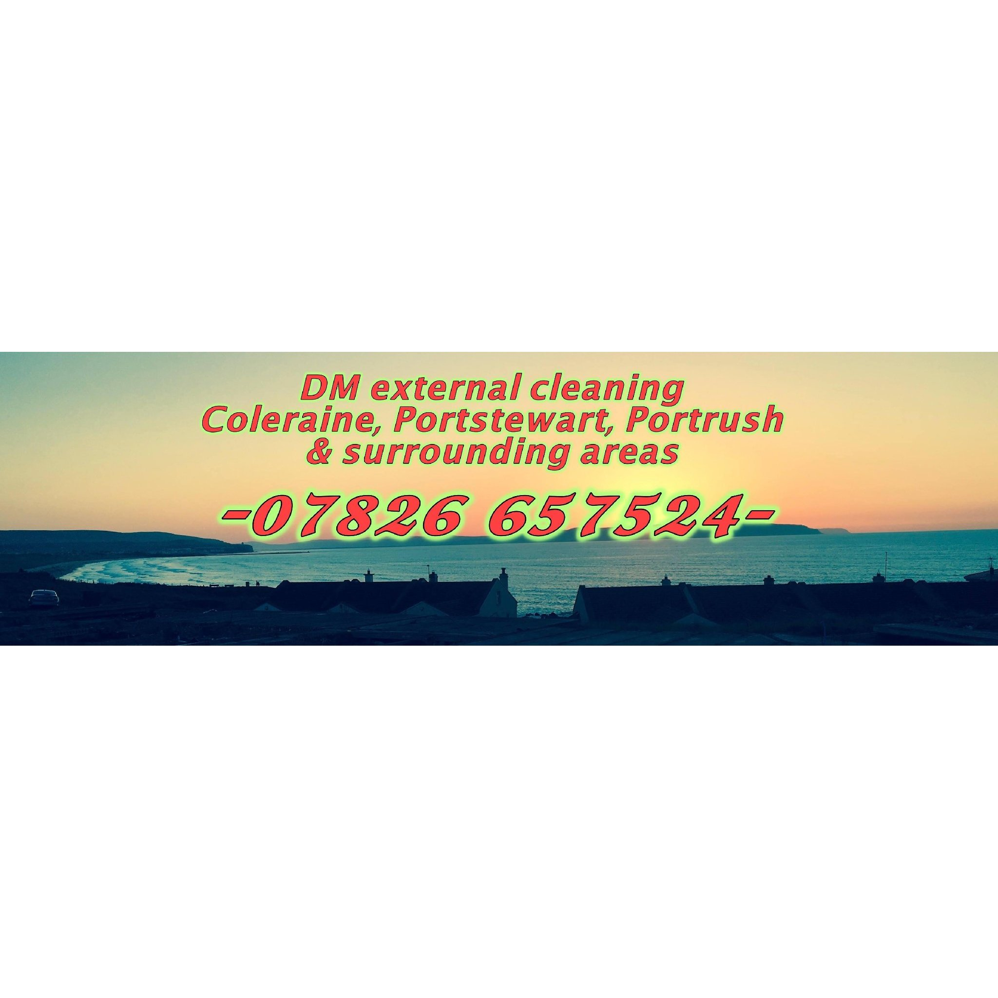 DM External Cleaning - Coleraine, County Londonderry BT52 1SS - 07826 657524 | ShowMeLocal.com