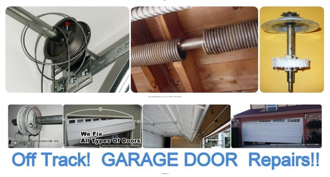 Garage doors 4 less winnetka california ca for 24 7 garage door repair near me