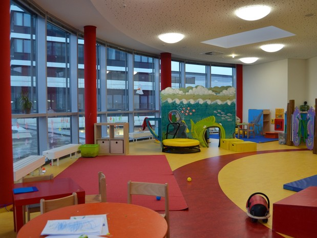 Meilis Hafenkinder Club in der Hamburger Meile