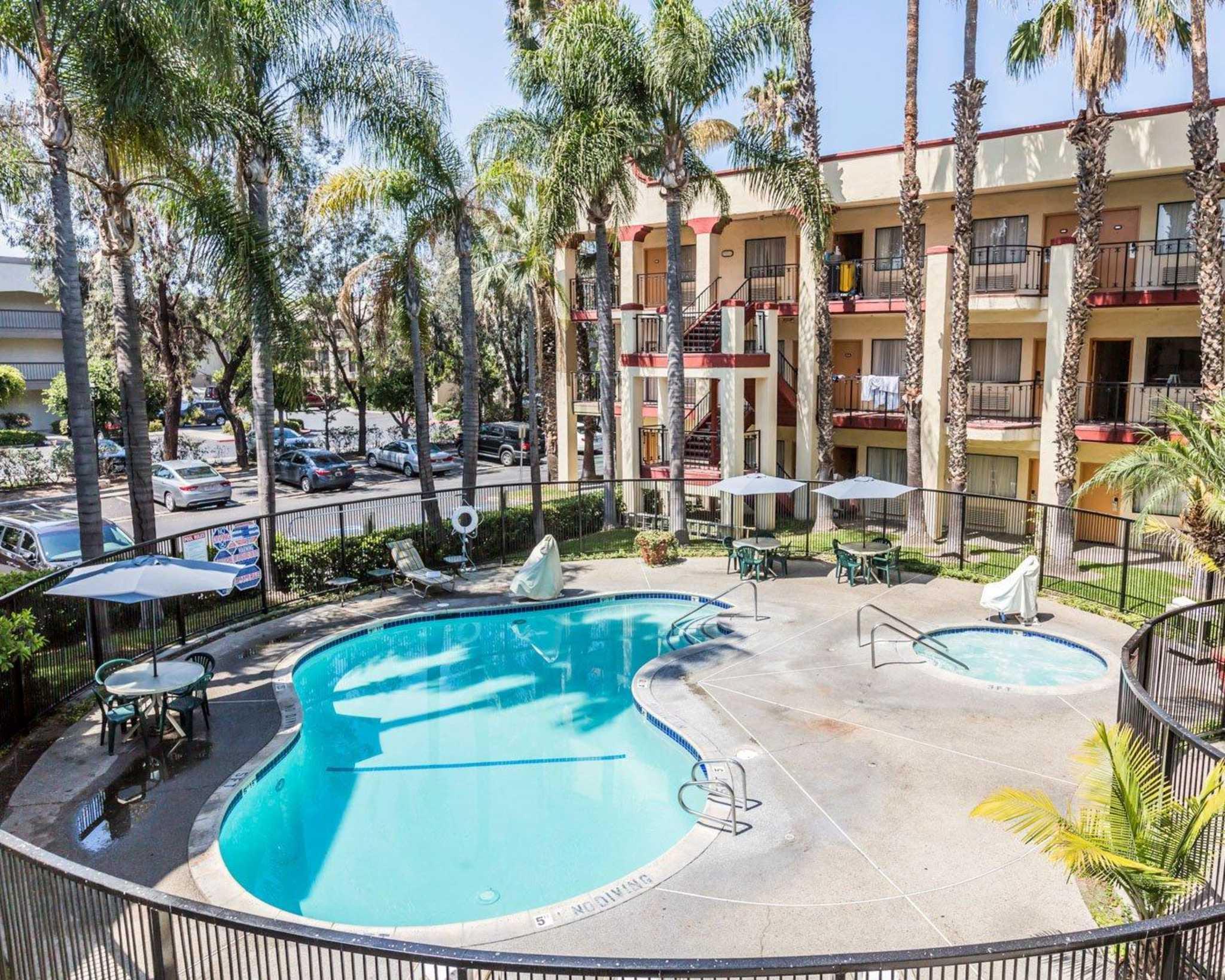 Motels In Orange County Ca