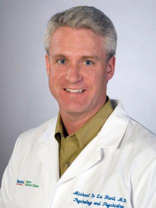 Michael J De La Hunt, MD Psychiatry