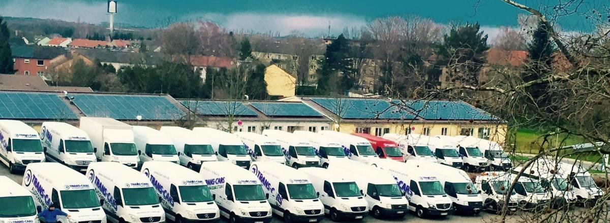 Trans-Cars Autovermietung Transporter Vermietung Herne