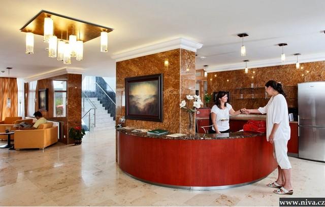 Lázeňský & wellness hotel Niva Luhačovice