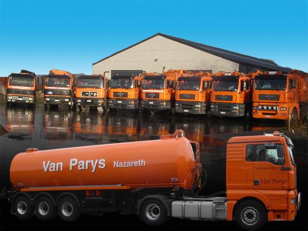 Van Parys Ruim- & Reinigingswerken