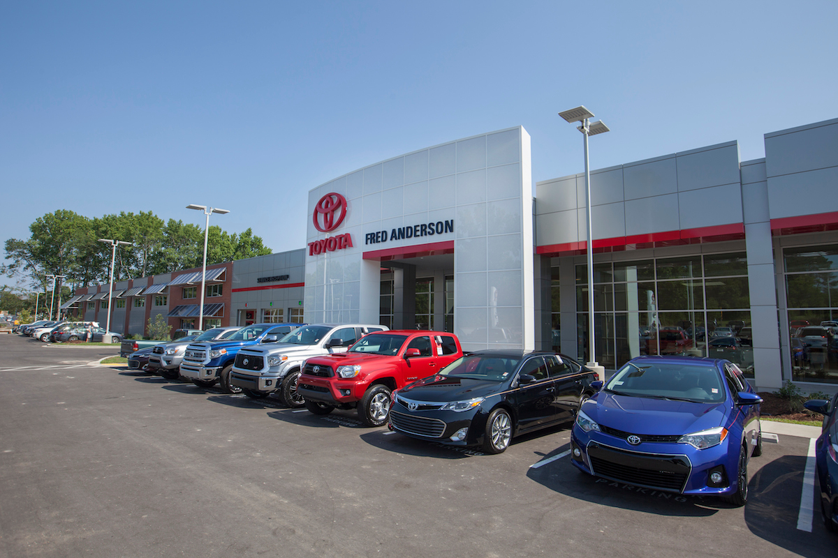Columbia Sc Toyota Dealers