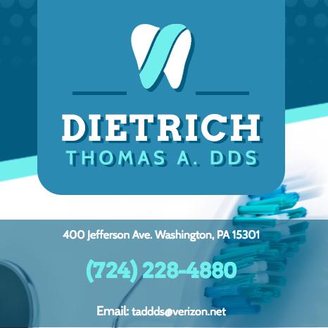 Dietrich Thomas A DDS - Washington, PA - Dentists & Dental Services