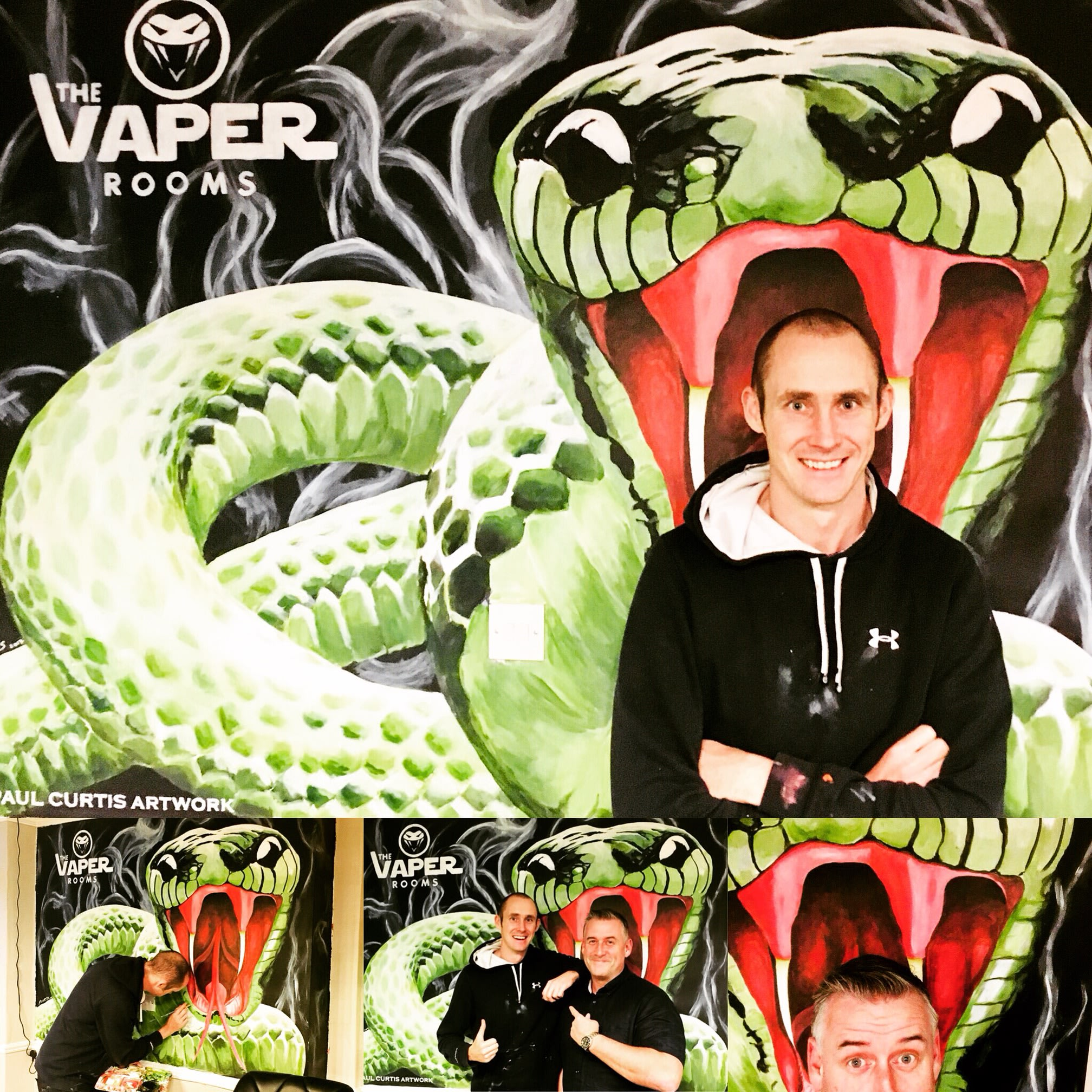 The Vaper Rooms