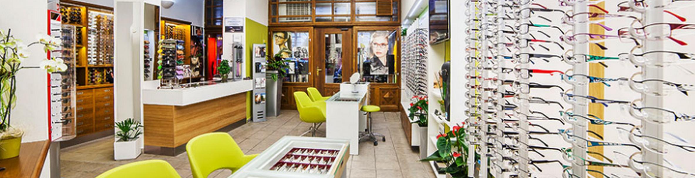 OPTIKA Valuchová Cvikrová spol. s r.o. - brýle, měření zraku, kontaktní čočky