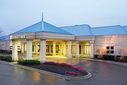 Doubletree By Hilton Hotel Detroit Novi In Novi Mi 48375 Citysearch