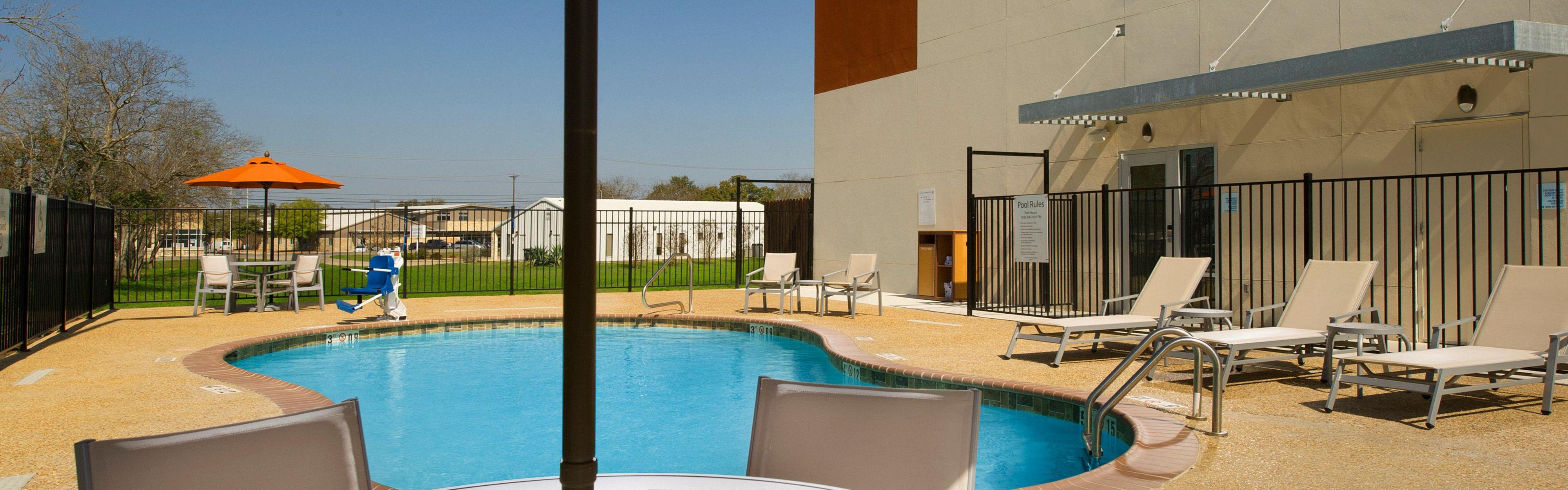 Holiday Inn Express Suites New Braunfels New Braunfels Texas Tx