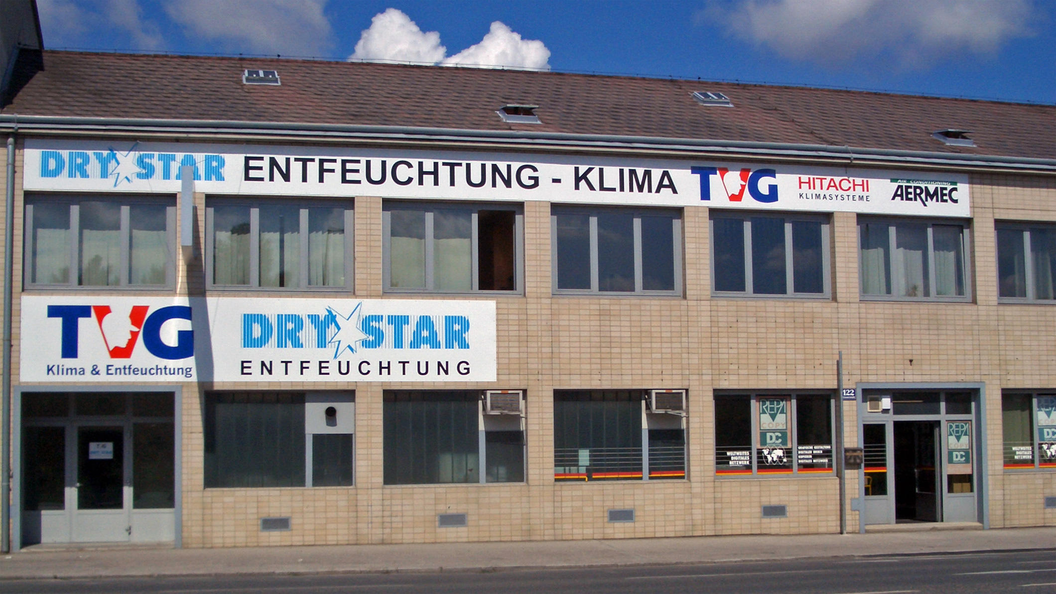 DRYSTAR Trocknung und Entfeuchtung Wien