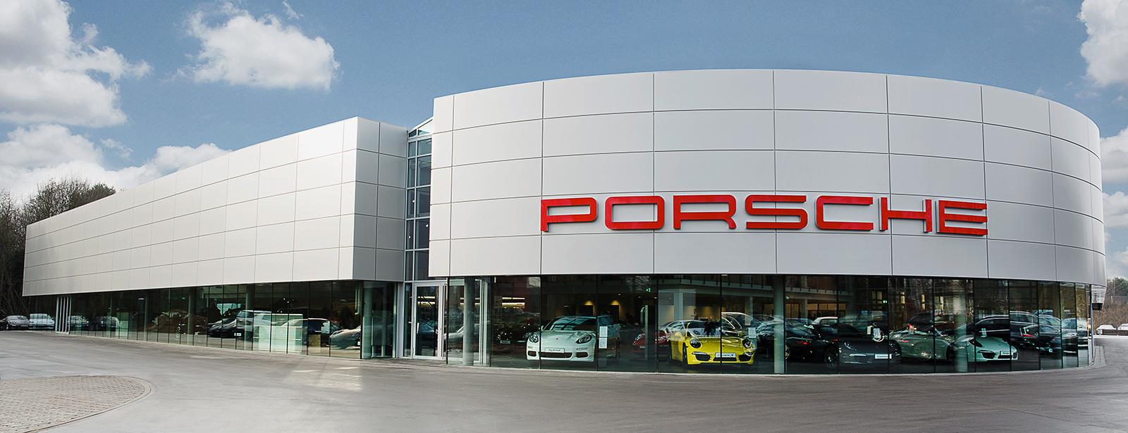 Porsche Zentrum Hamburg Nord-West