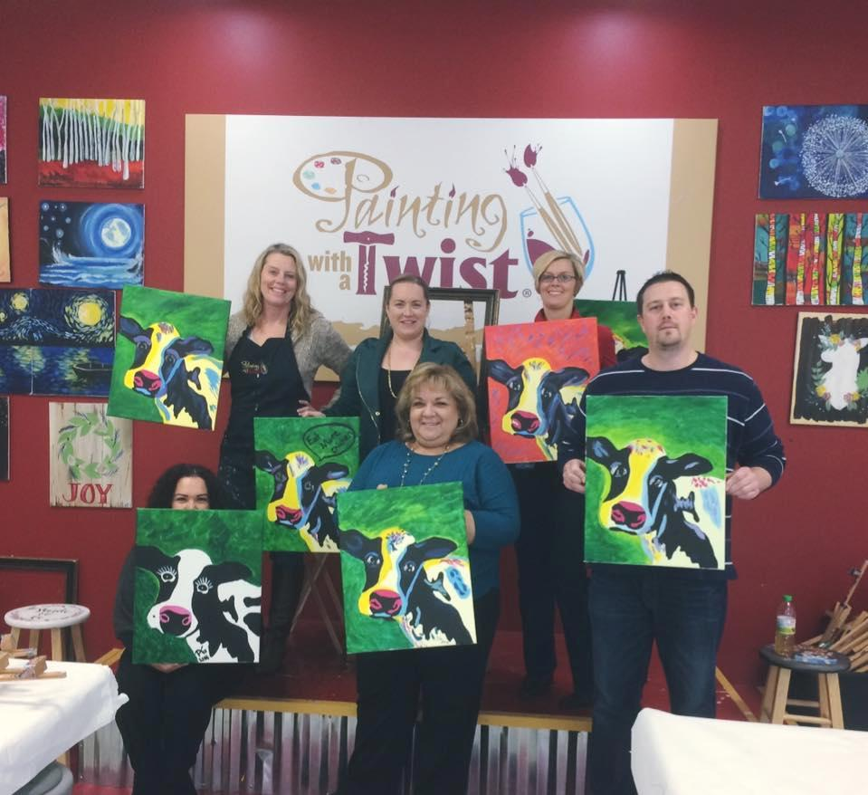 Painting With A Twist Coupons Near Me In San Antonio Tx