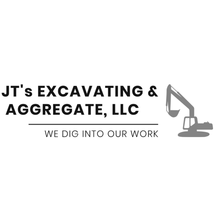 JT's Excavating and Aggregate, LLC Logo