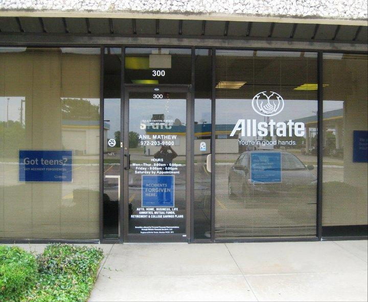Anil Mathew: Allstate Insurance