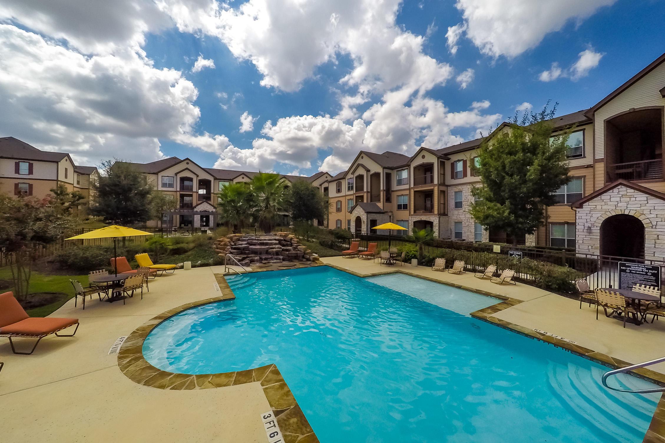 Boulder Creek Apartment Homes San Antonio Tx
