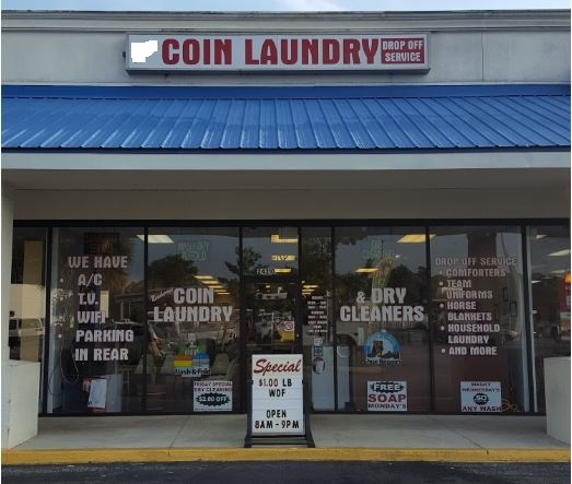 Newberry S Coin Laundry Amp Dry Cleaners Coupons Near Me In