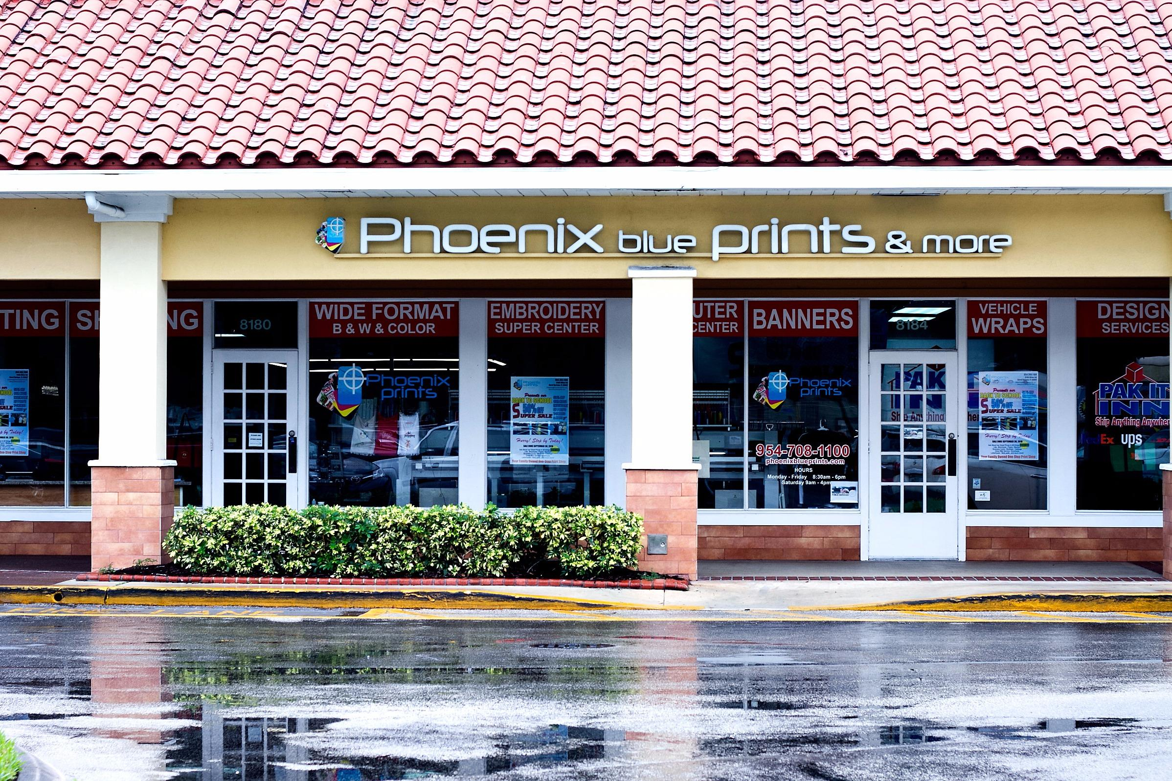 phoenix blueprints and more coupons near me in coral springs 8coupons. Black Bedroom Furniture Sets. Home Design Ideas