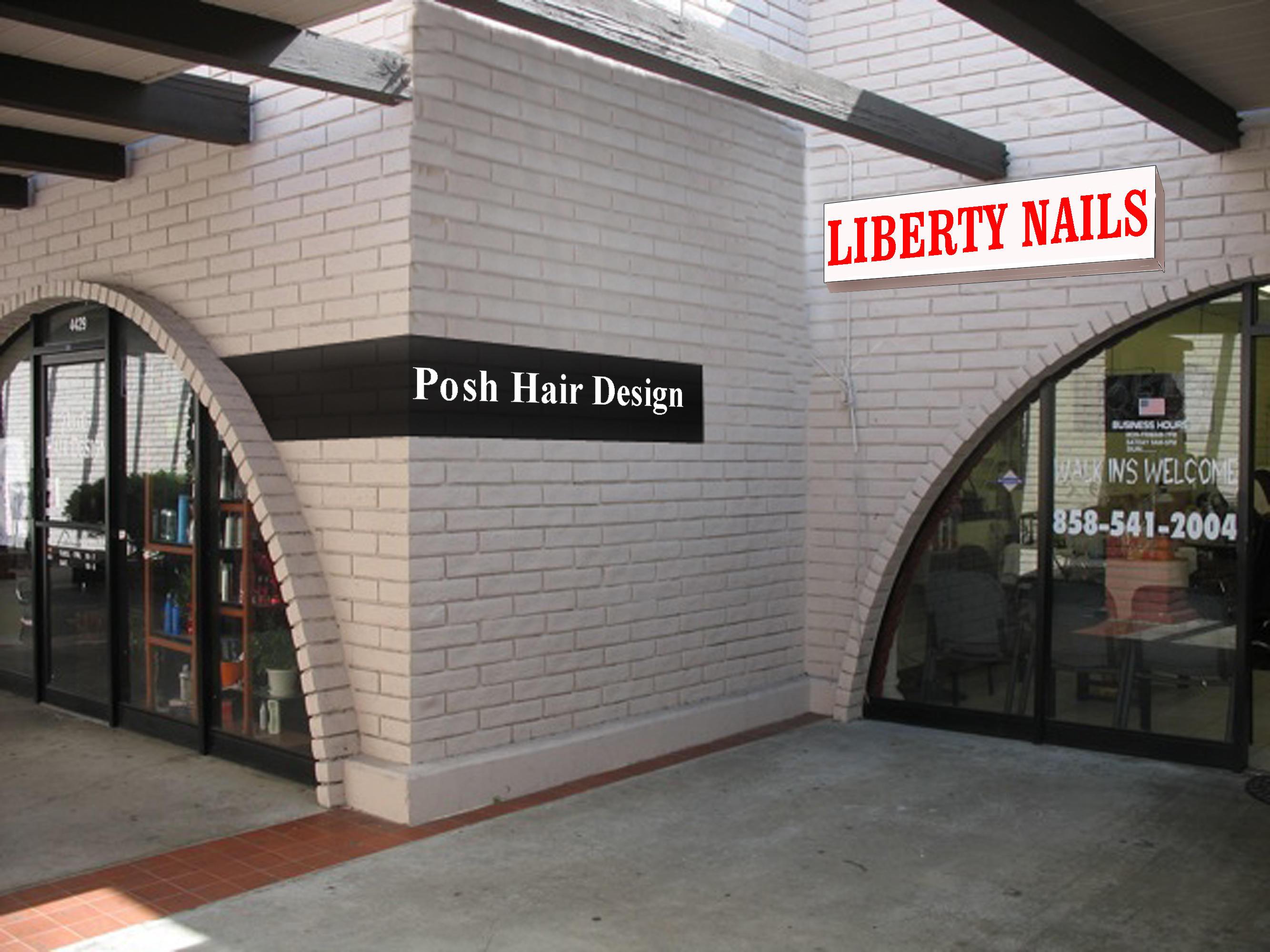 Posh Hair Designs
