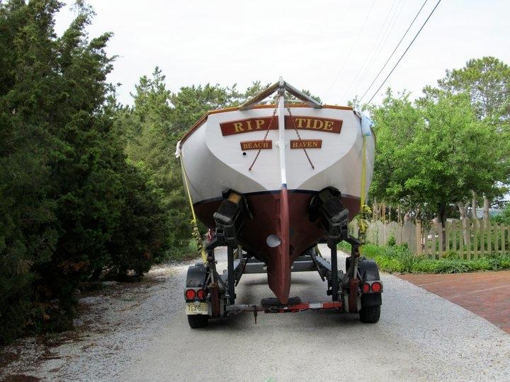 Dawsons Boat Hauling