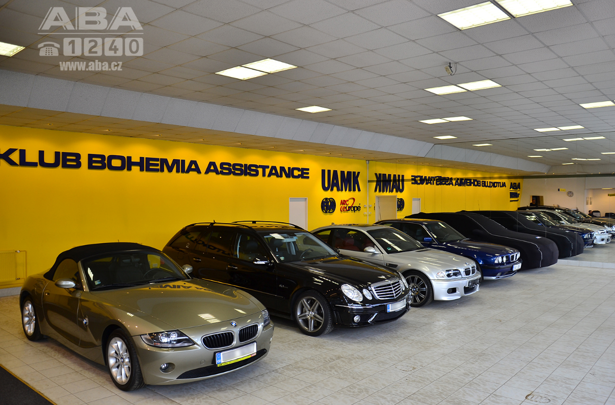 ABA a.s. – Autoklub Bohemia Assistance