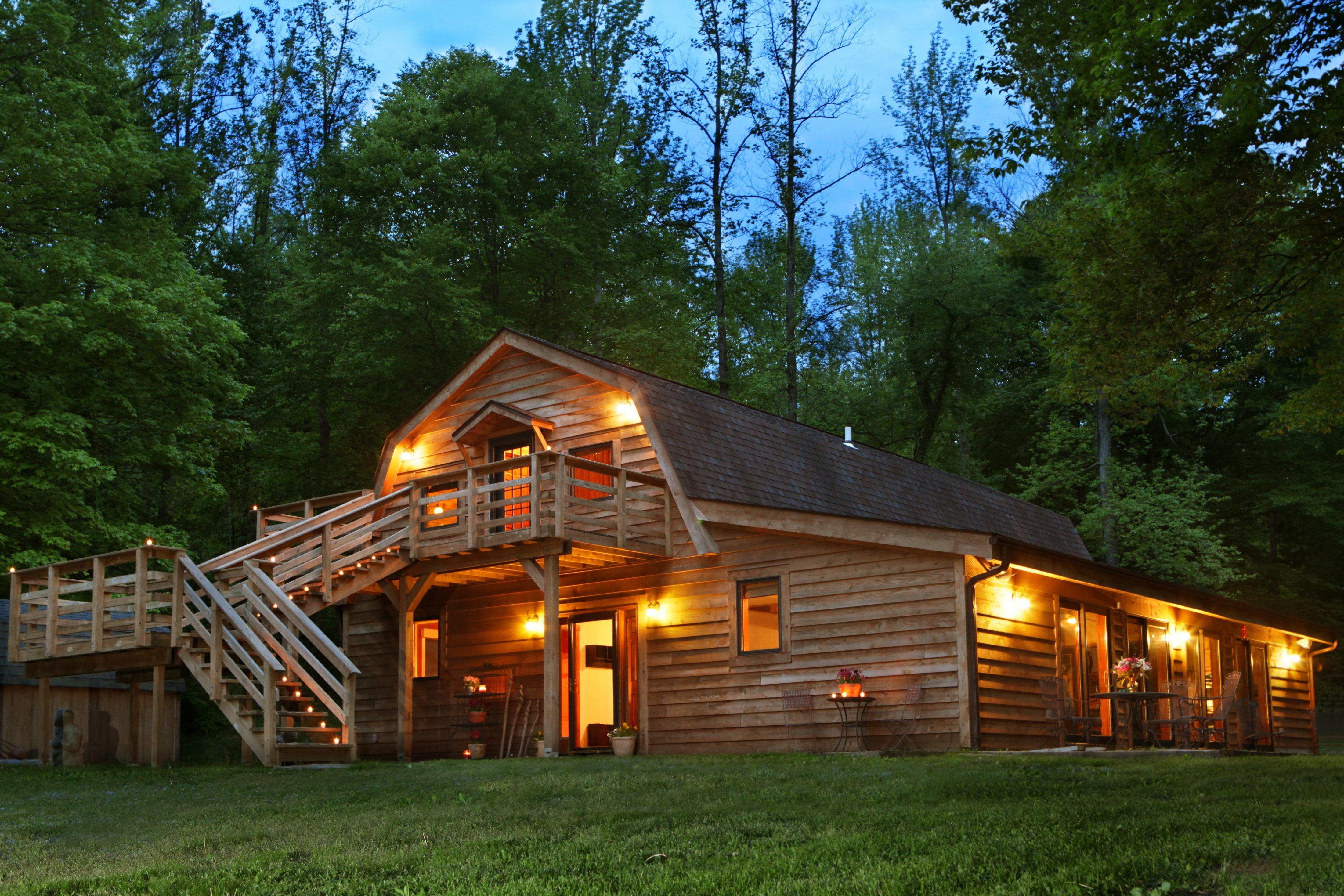 cornerstone cabins in pomona il 618 924 4