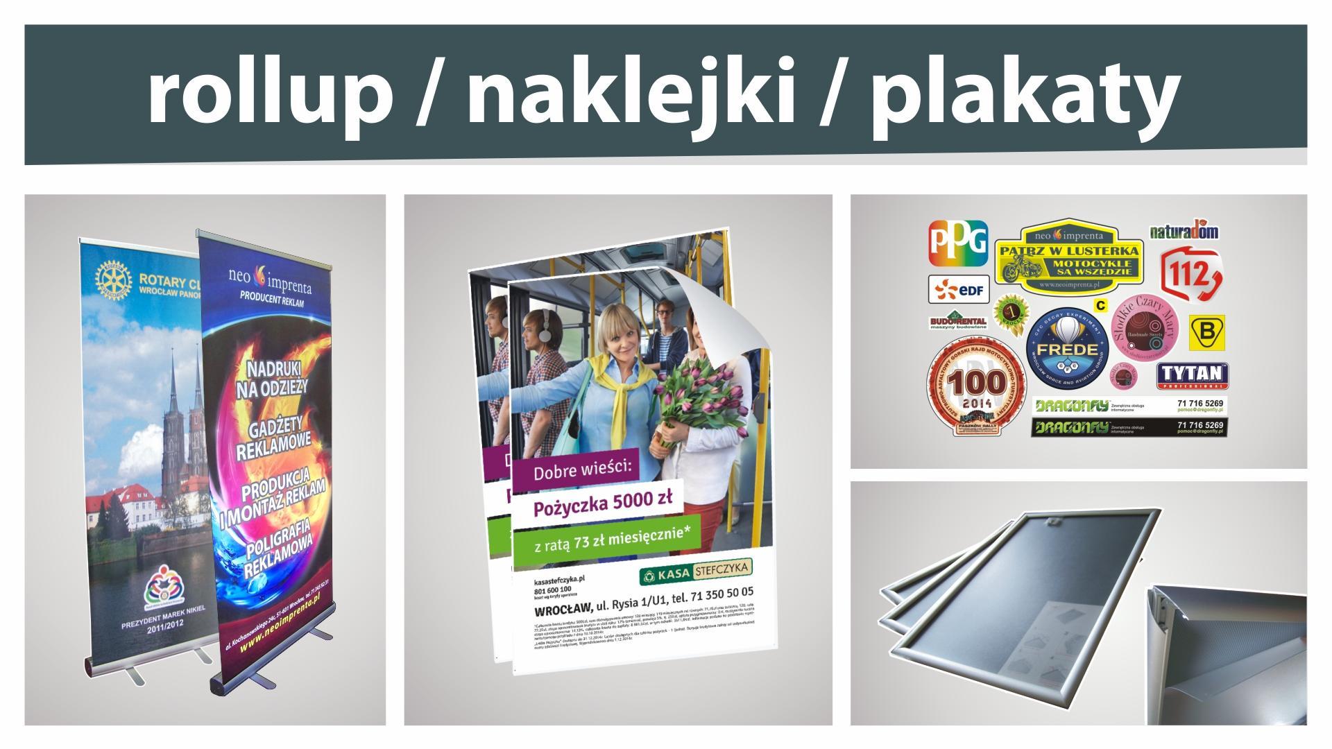 Producent Reklam NeoImprenta Wrocław