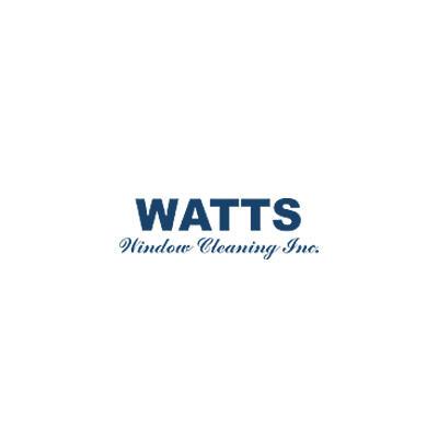 Watts Window Cleaning, Inc.