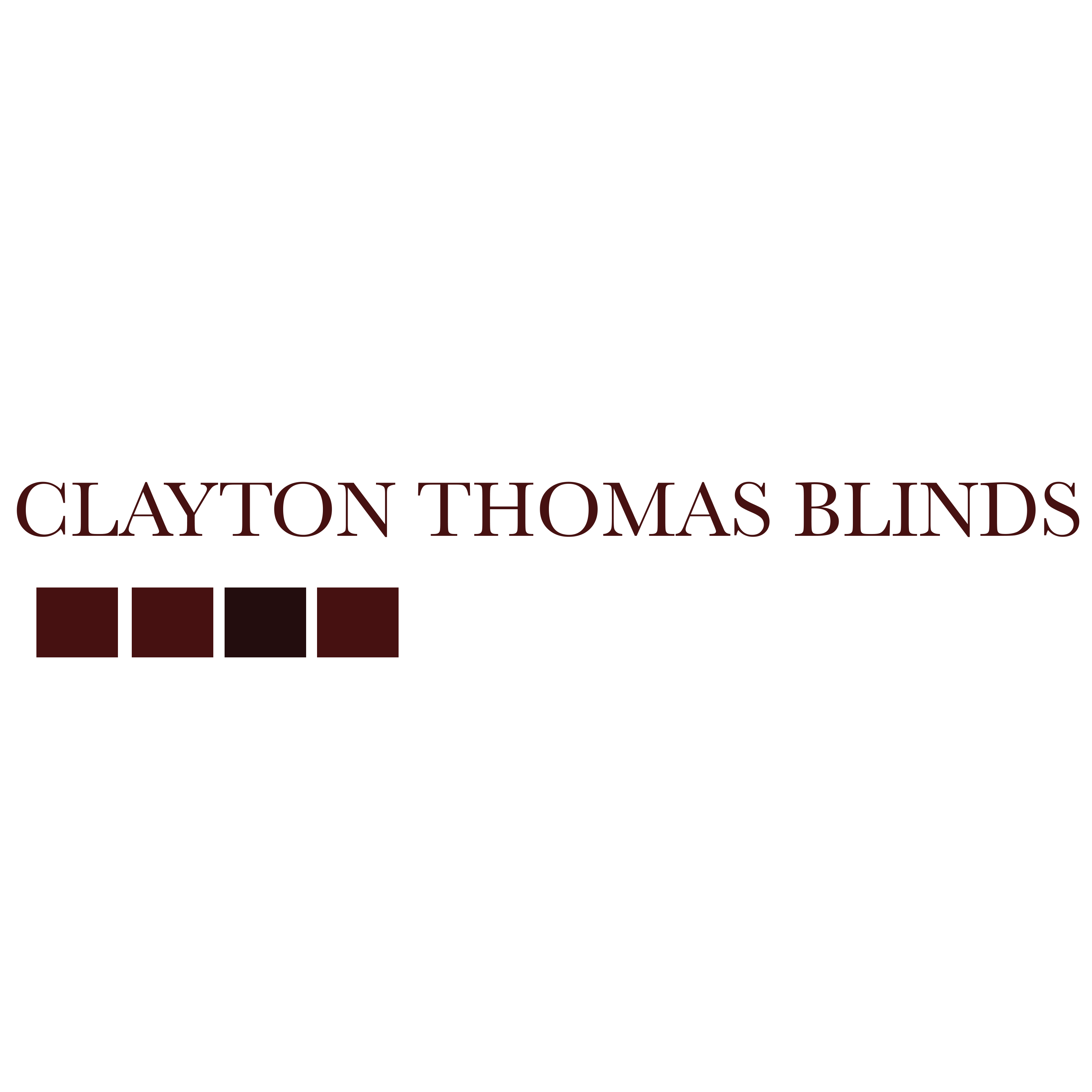Clayton Thomas Blinds