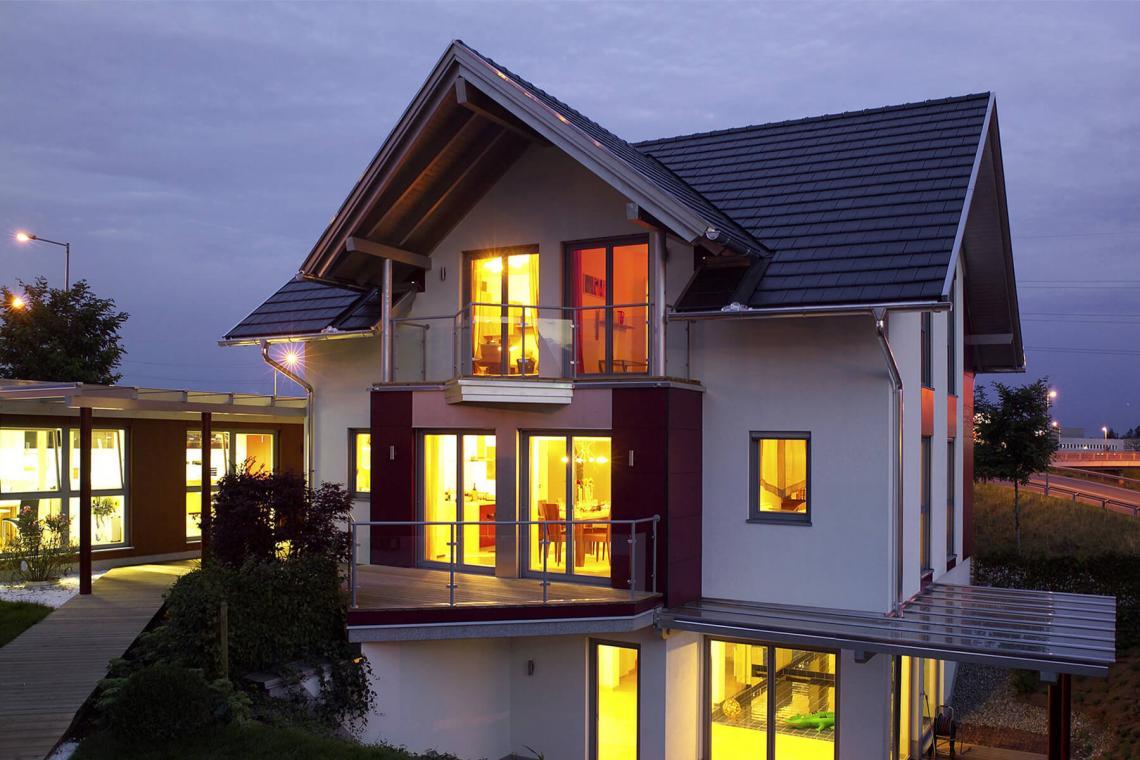Wolf Haus - Musterhaus Graz