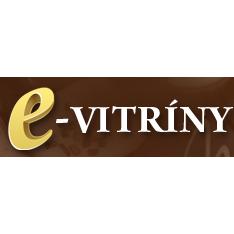 e-VITRÍNY – stolní a cukrářské vitríny
