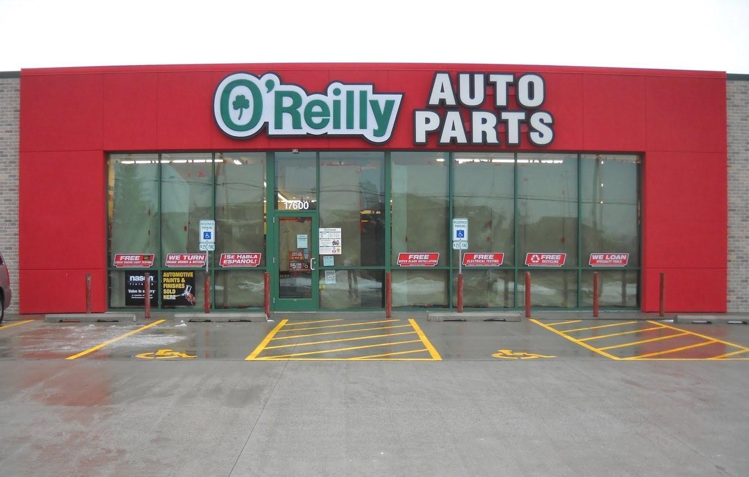 O Reilly Auto Parts Hazel Crest Illinois Il