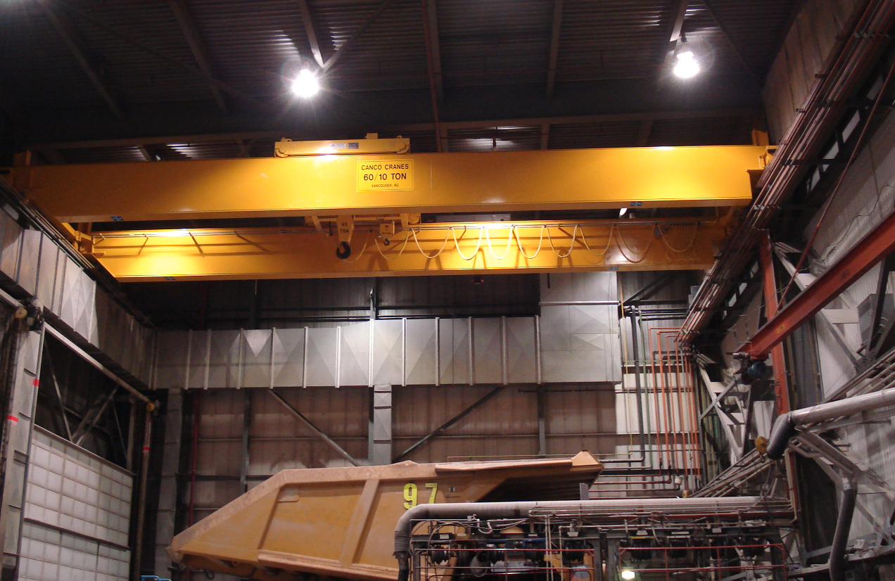 Canco Cranes & Equipment Ltd in North Vancouver