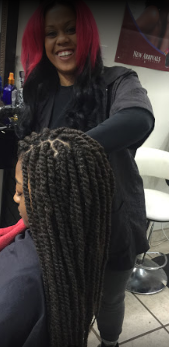 Hair Braiding Moma S Beauty Salon Amp Barber Shop Baltimore