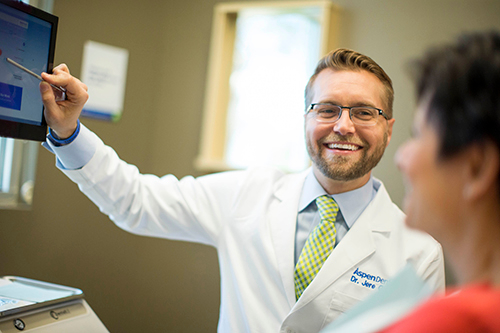 Every Aspen Dental office has the latest technology to provide patient education, comfort and information every visit.