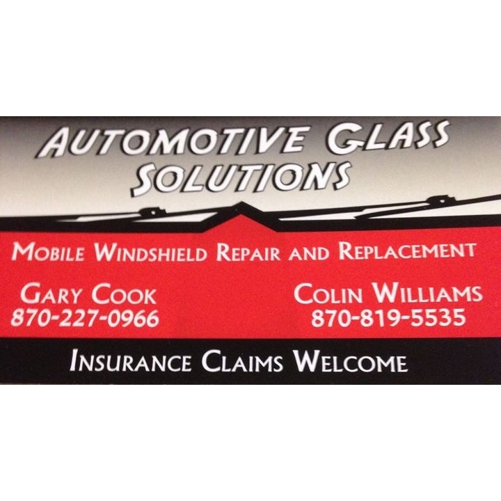Automotive Glass Solutions