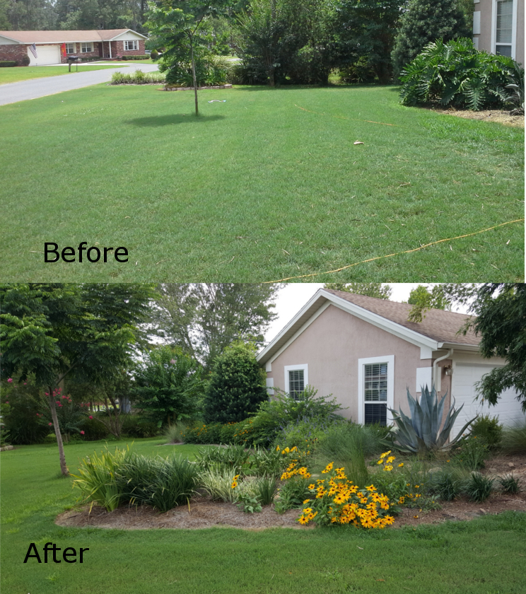 landscape design associates in old town fl 32680
