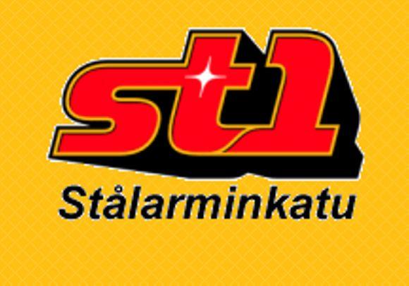 St1 Turku Stålarminkatu