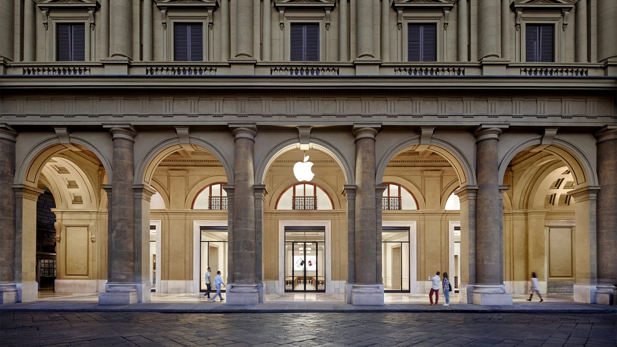 Apple Firenze