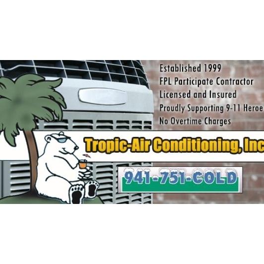 Tropic Air Conditioning Inc