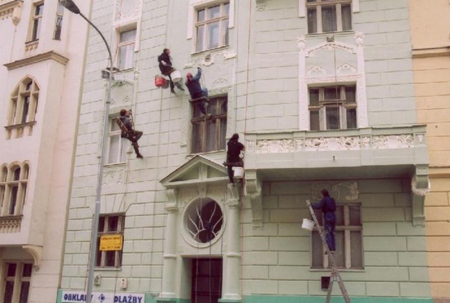 Miroslav Jelínek - výškové a stavební práce Praha