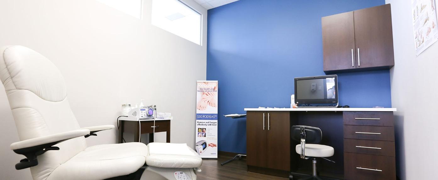 PiedRéseau - Clinique podiatrique Kirkland - West Island