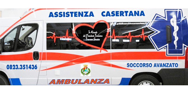 Ambulanza Privata Pubblica Assistenza Casertana