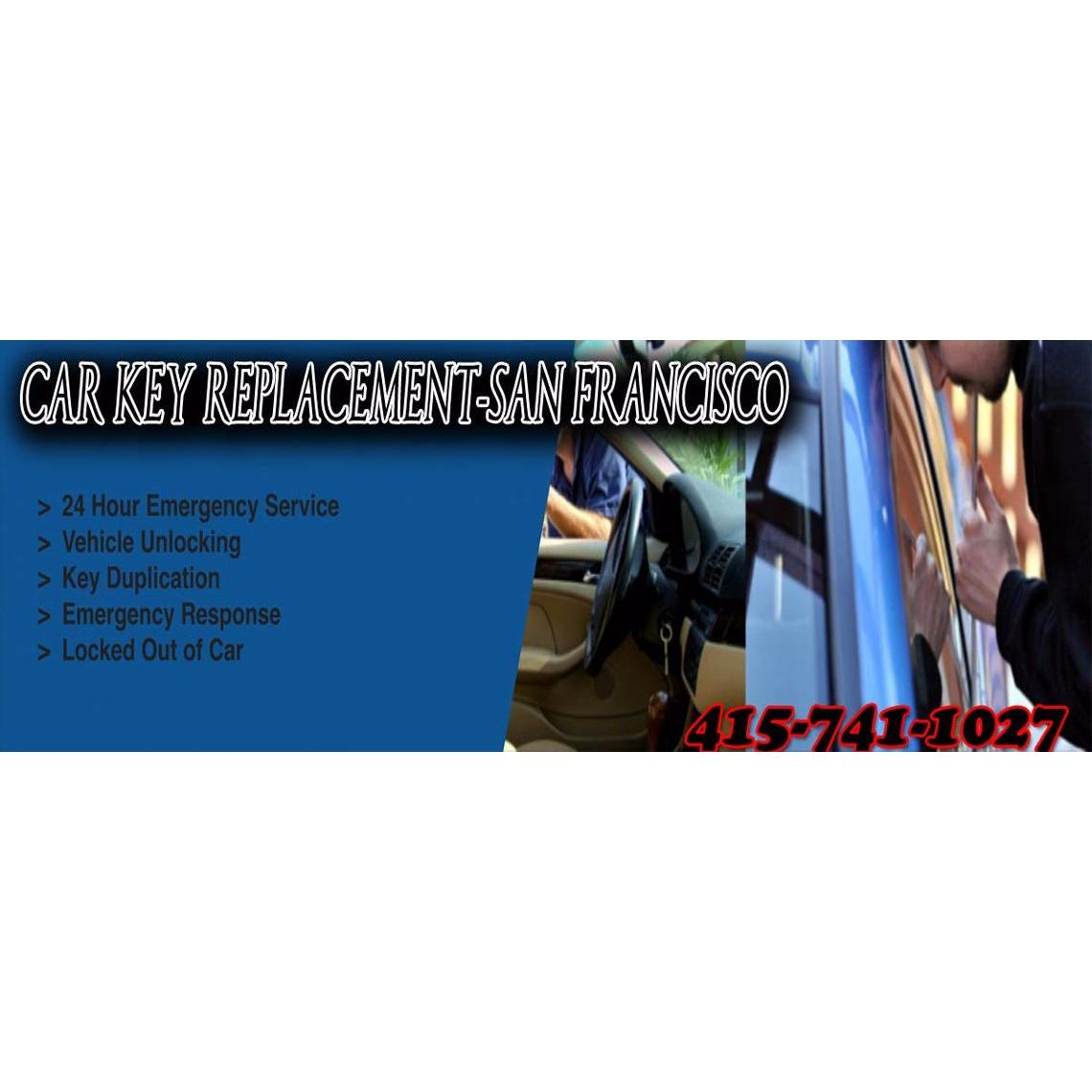 Car key Replacement San Francisco